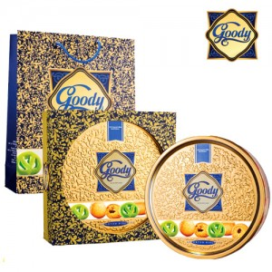 Bánh hỗn hợp hộp thiếc Goody 681 gam