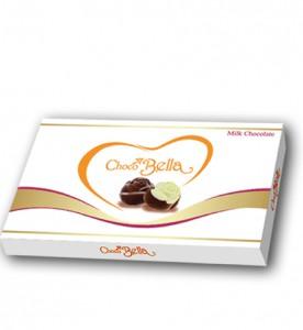 Hộp giấy Chữ nhật Chocobella 143 gam