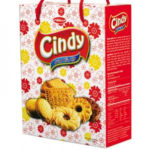 Mạch nha Mạch nha prevnext Bánh hỗn hợp Hộp giấy Quai xách Cindy Nền Hoa 330 gam