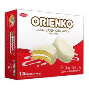 Bánh Sữa Orienko 216 gam