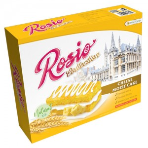 Bánh kem sữa tươi Phô mai Rosio Collection 276 gam