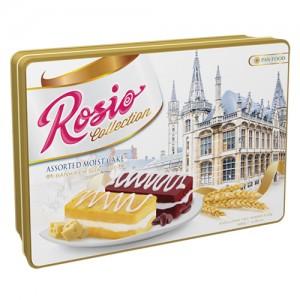 Bánh Rosio hỗn hợp hộp thiếc 368 gam