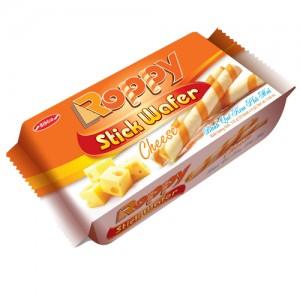 Bánh Quế kem Phô Mai Roppy túi 132 gam