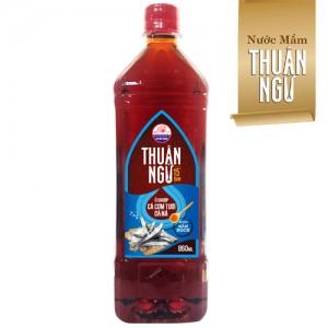 Nước Mắm Thuận Ngư 15 độ đạm chai 860ml