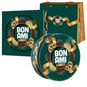 Bánh Cookies hỗn hợp Bon Ami Classic 304 gam