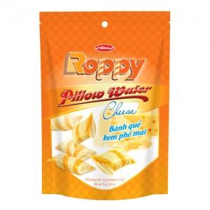 Bánh Quế kem Phô Mai túi Zip 75 gam