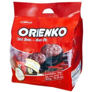 Bánh Sôcôla Orienko 432 gam