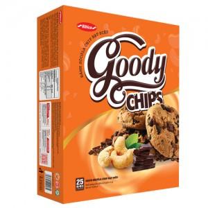 Bánh Goody Chip Hạt Điều 300 gam