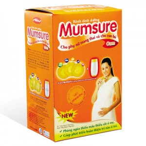 Bánh Mumsure Cam HG 165 gam