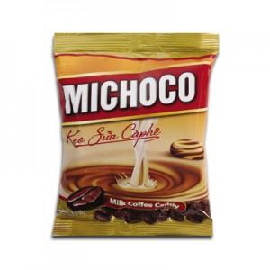 Kẹo cứng Michoco Sữa Cà Phê túi 70 gam