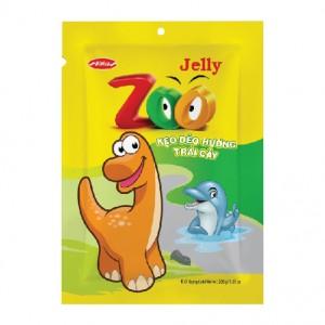 Kẹo dẻo Zoo áo đường 200 gam