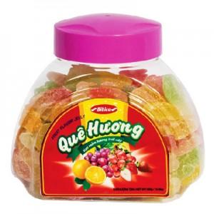 Kẹo dẻo Quê hương hũ nhựa 300 gam
