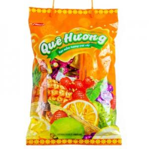 Kẹo mềm Quê hương hỗn hợp túi 600 gam