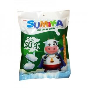 Kẹo mềm Sumika Sữa túi 70 gam